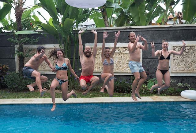 Villa mit Pool Canggu