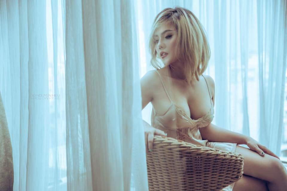 NÀng thơ cực sexy cảu NAG Đỗ Nguyễn Hiếu