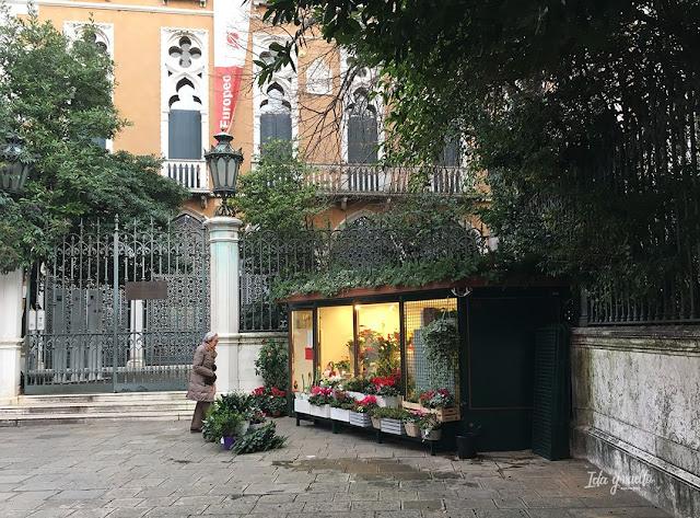 Venecia fotos floristería
