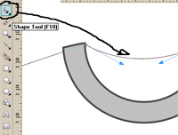 cara menciptakan desain kaos dengan coreldraw  cara menciptakan desain kaos dengan coreldraw
