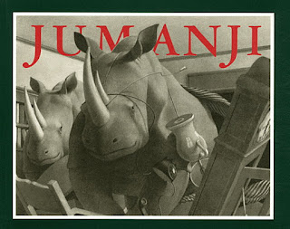Jumanji - 10 Books for Boys