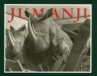 Jumanji - 10 Books for Boys