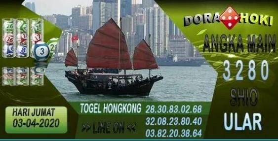 Dora Hoki hongkong jumat