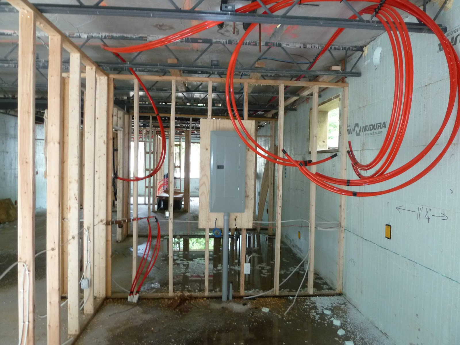 Home Electrical Wiring Concrete