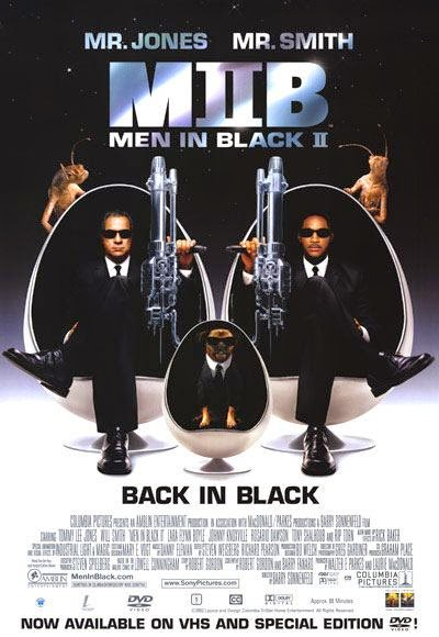 Men in Black 2 หน่วยจารชนพิทักษ์จักรวาล 2 [HD]