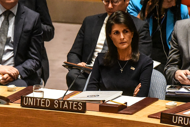 Nikki Haley: Kim Jong-un is 'begging for war'; U.N. diplomats call for more sanctions