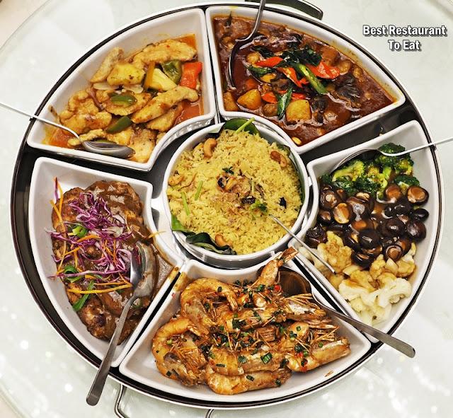 Malay Wedding Food: Malaysian Food Blog: BANGI AVENUE