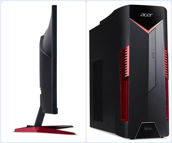serie-Acer-Nitro-desktops-monitores-velocidad-gamers