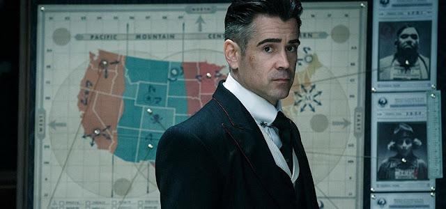Artista divulga imagem incrível de Colin Farrell como Pinguim