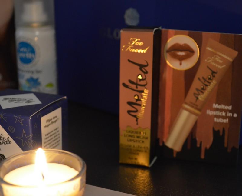 Glossybox  Noël 2016 review