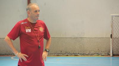 Vic Hermans Resmi Diberhentikan Sebagi Pelatih Timnas Futsal Indonesia
