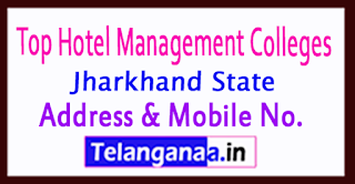 Top Hotel Management Colleges in Jharkhand
