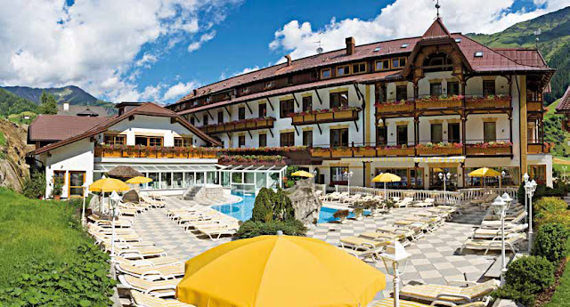 Hotel Sonklarhof a Ridanna
