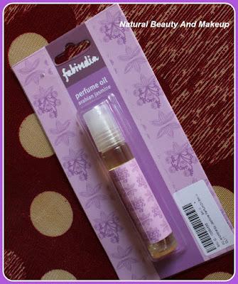 FI  Arabian Jasmine Perfume Oil