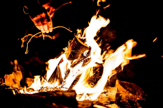 Did early campfires trigger the emergence of tuberculosis?