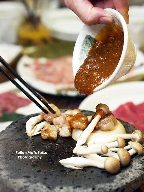 Goushuu No Wagyu Ishiyaki Miso RM 120