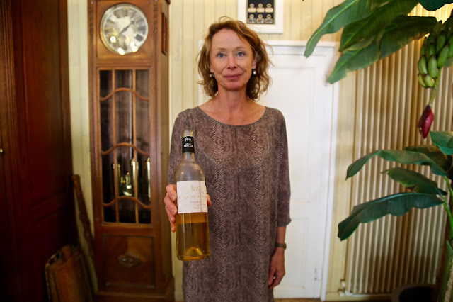 Catherine Dhalluin of Chateau du Cros