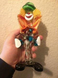 Glass Clown - Creepy As All Balls