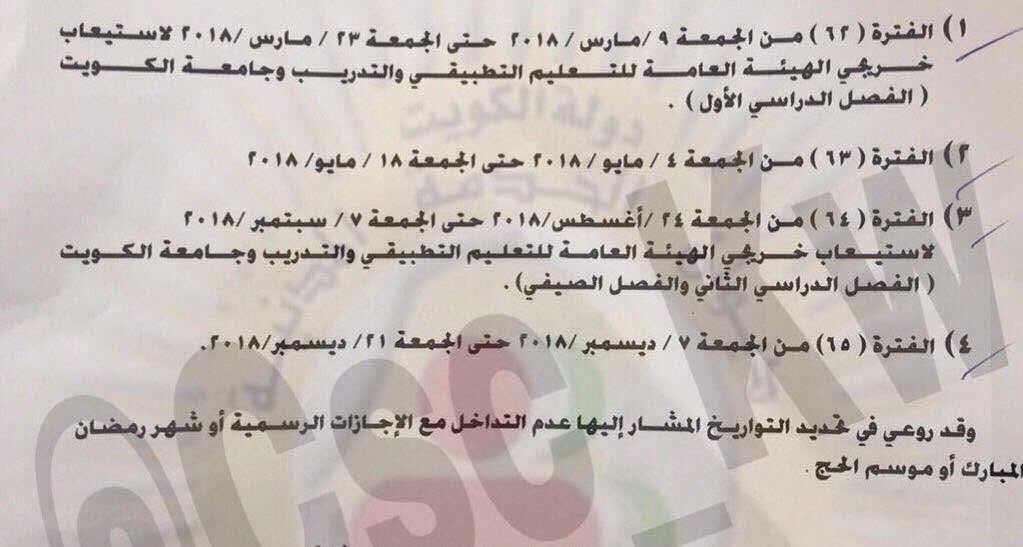 وظائف اليوم الكويت