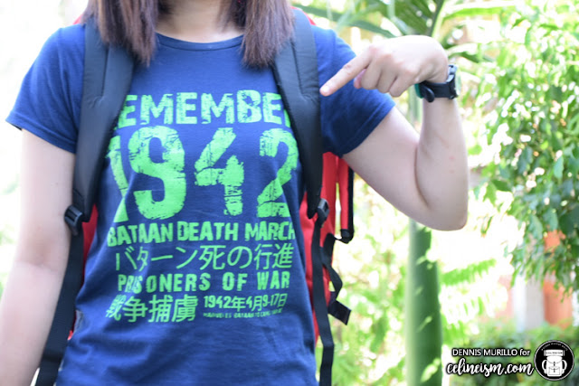 kagitingan project shirt
