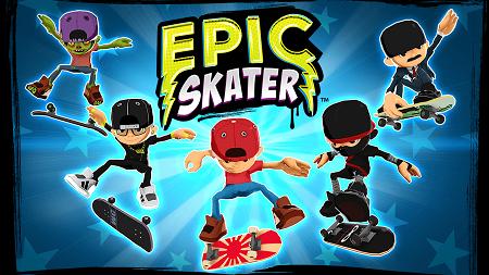 Epic Skater Mod Apk