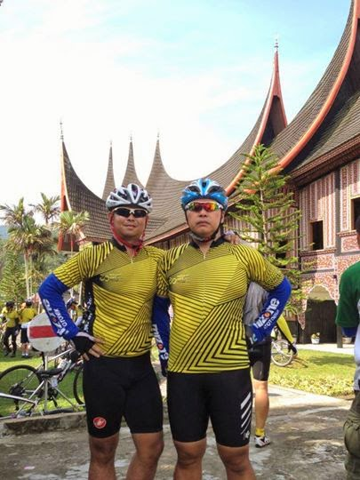 Lampung Bike tour