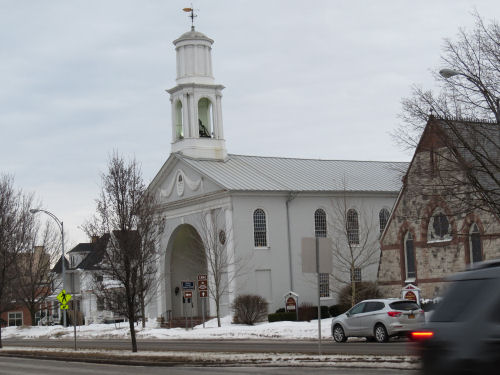 Congregational Church Canandaigua
