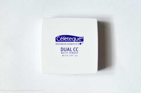Celeteque DermoCosmetics (Swatches + First Impression) Dual CC Matte Powder