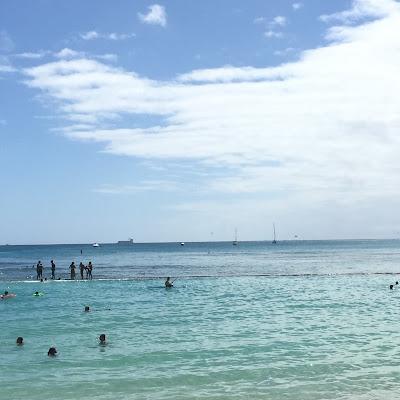 Waikiki Beach Ocean View