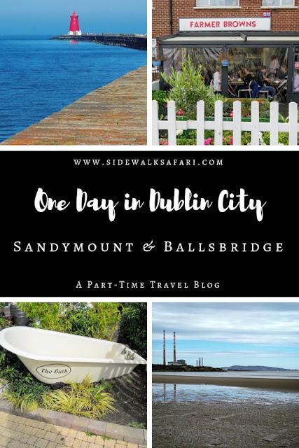 One Day in Dublin City: Sandymount and Ballsbridge