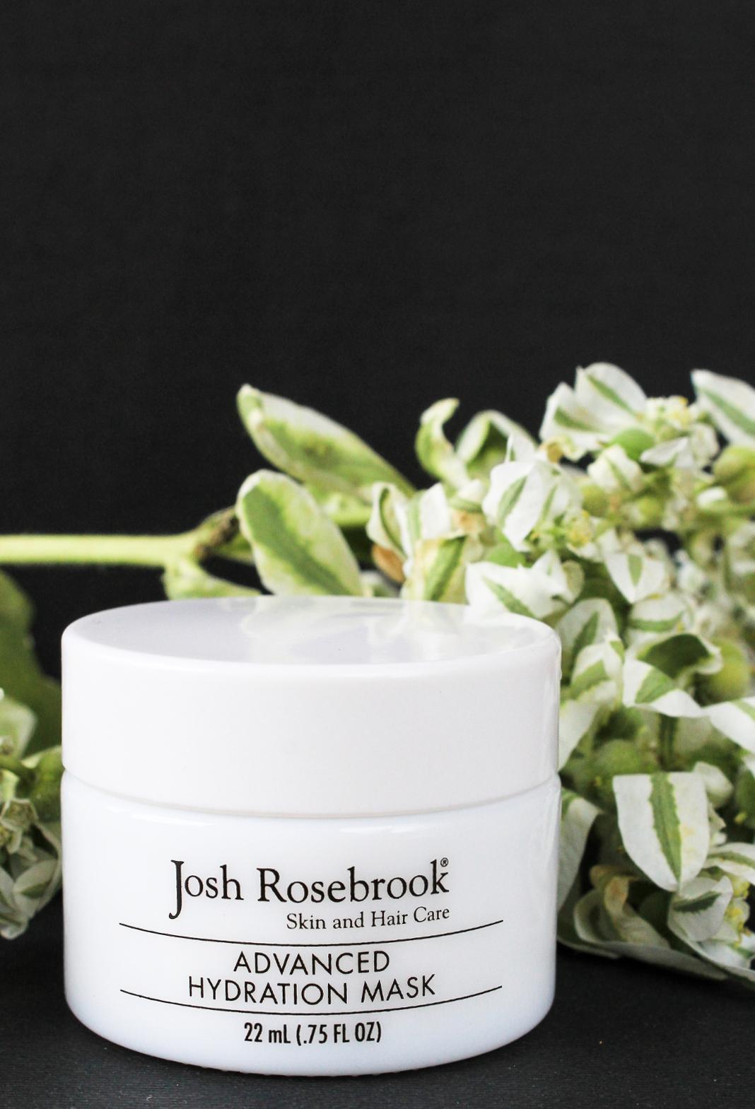 Beauty Heroes September 2018 Beauty Discovery Box Josh Rosebrook Advanced Hydration Mask
