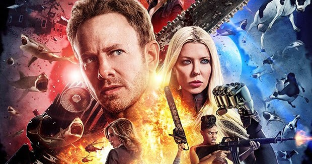 Sharknado 4: The 4th Awakens (2016) | Recensione