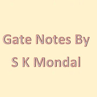 SK Mondal Gate Notes (Updated)