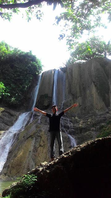 Objek Wisata Curug Koja Tasikmalaya
