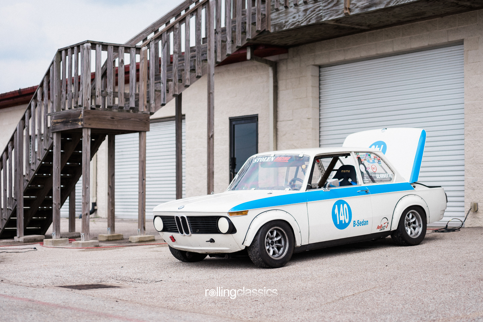 Rolling Classics: Race Day is the Best Day: The Paddock