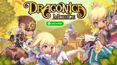 LINE Dragonica Mobile Segera Rilis