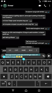 Download WhatsApp Mod Black Official Terbaru