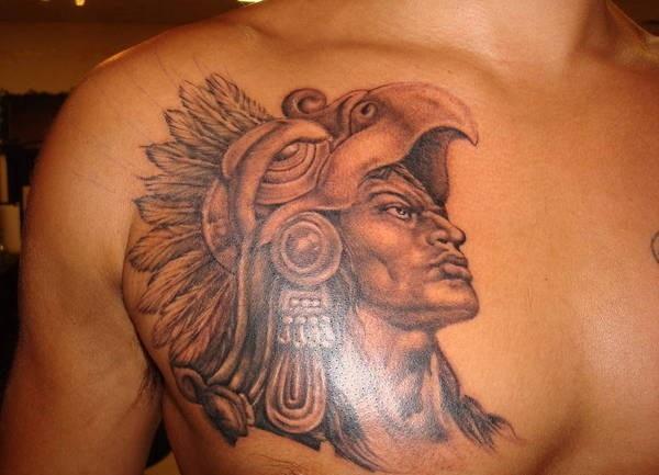 Tatuajes Aztecas Para El Brazo Frasesparatatuajes Club