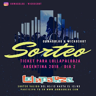 ticket lollapalooza by maggie