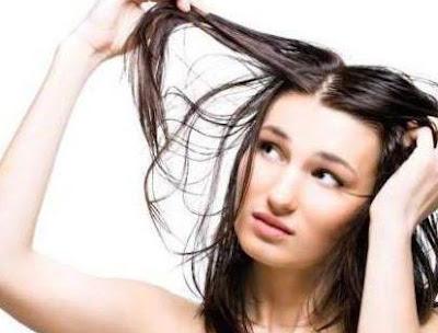 Tips Mudah Atasi Rambut Berminyak Dan Lepek