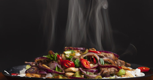 Smokin Sizzlers event presented by Barbeque Nation