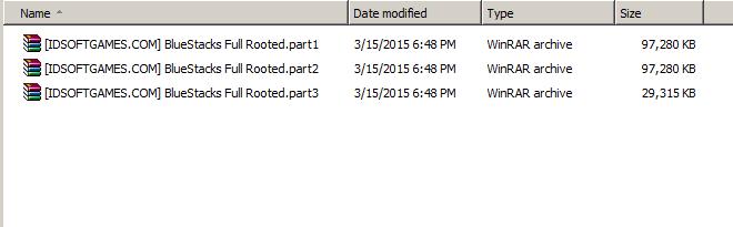 Cara Ekstrak File RAR Berpart dengan WinRAR