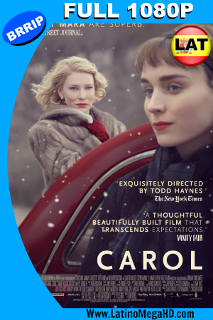 Carol (2015) Latino Full HD 1080P ()