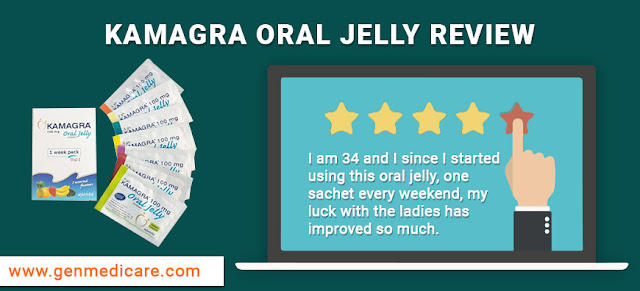 Kamagra Oral Jelly Review