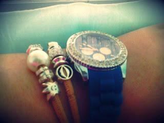 3aed1d9f631 Não sou nada dada a pulseiras