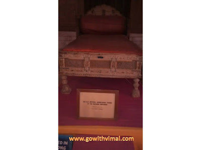 Bikaner Maharaja Throne