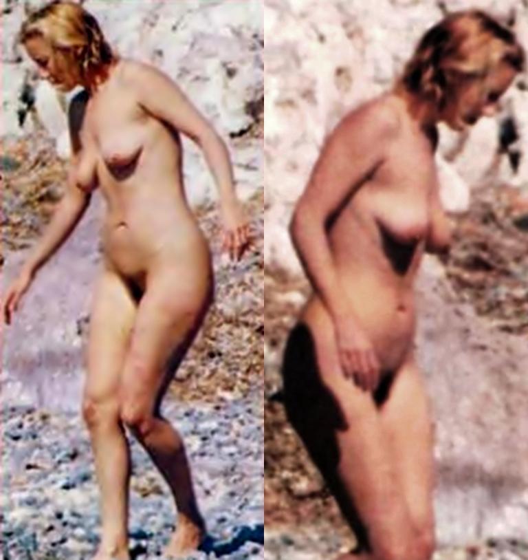 Emma Thompson Nude