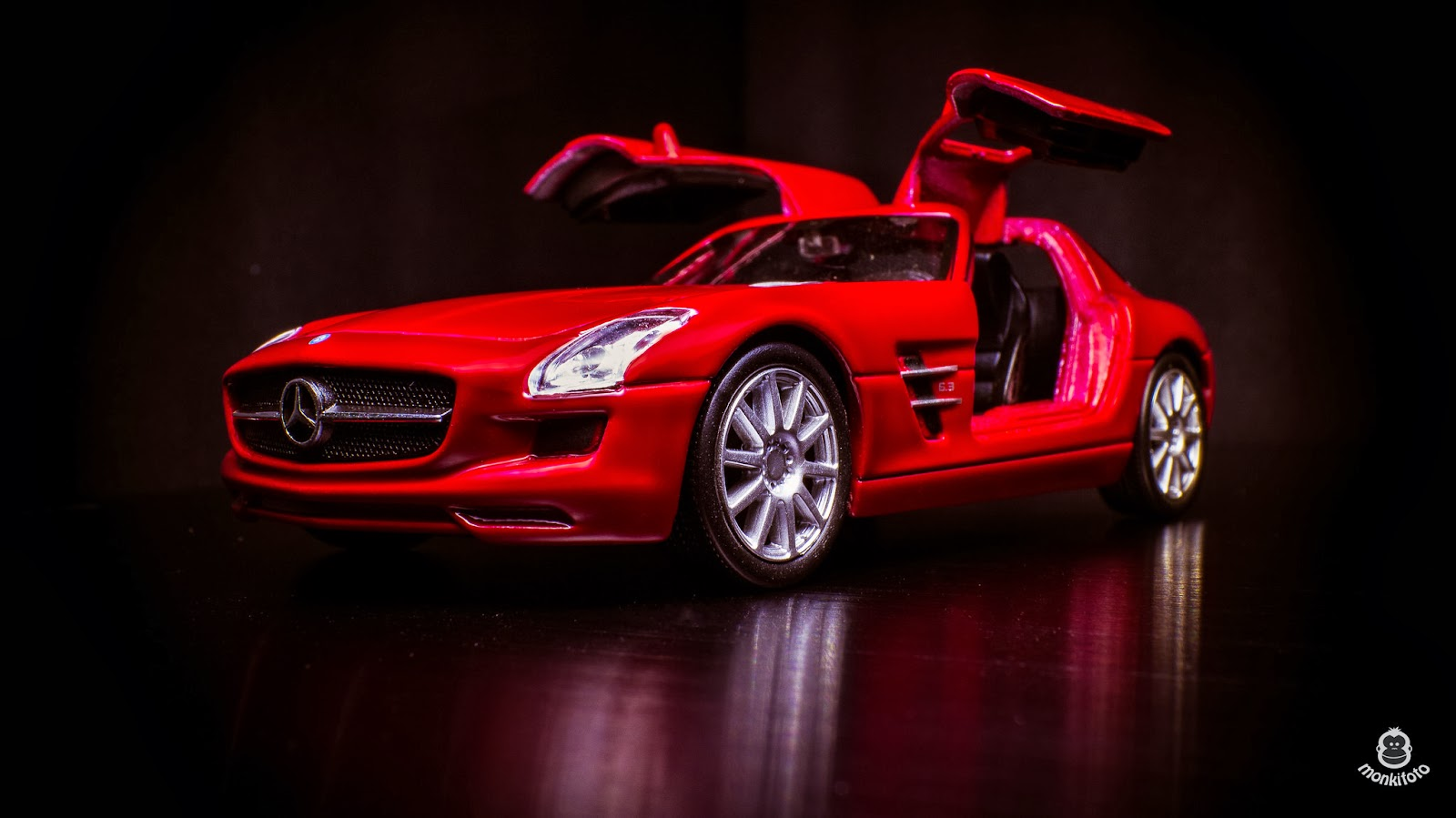 Merceded SLS AMG and More