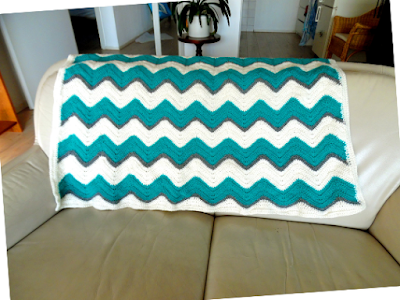 Crochet Afghan, chevron throw, Crochet Throw , Made to Order, lap blanket, couch blanket, crochet lap afghan, chevron throw, special present