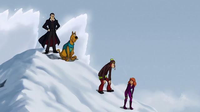 ¡Scooby-Doo! Y la Maldición del Fantasma Número 13 de 2019 imagenes hd